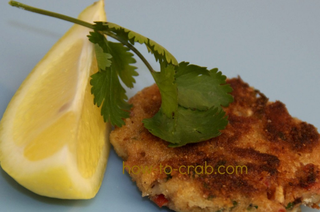 My favorite crab cakes recipe