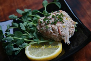 Top quality crab meat for crab cakes